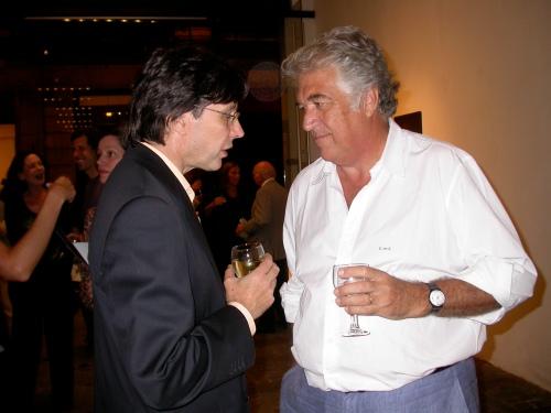 Carlos Bissolino y CMC
