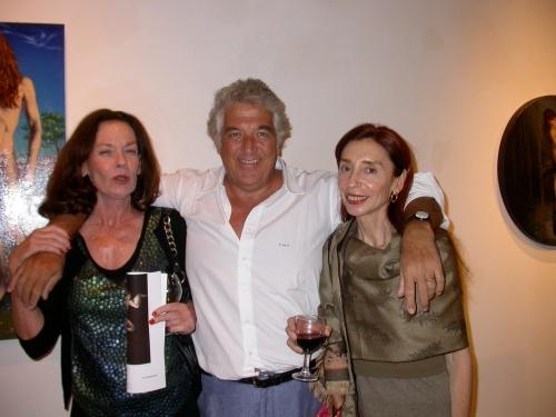 Patricia Hughes, CMC y Nora Iniesta