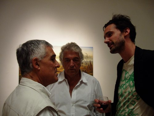 Alberto Elía y Philippe Bemberg