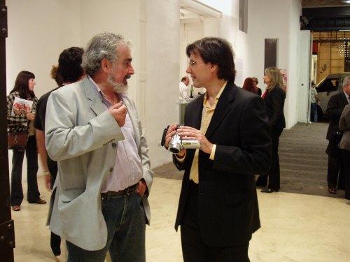 Juan Astica y Carlos Bissolino