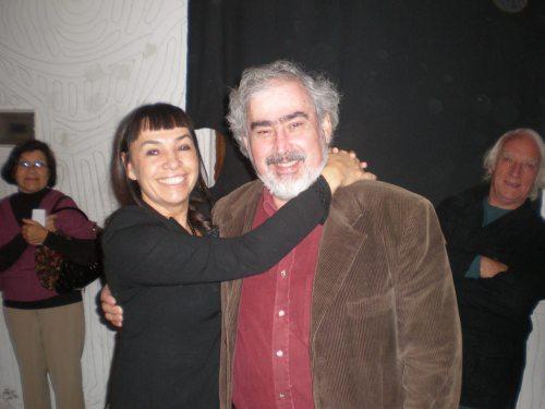 Mirta Vera y Juan Astica