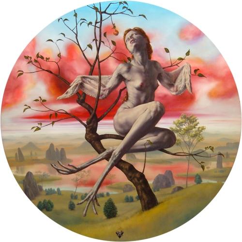 Fruto, óleo sobre tela de Gabriel Grün